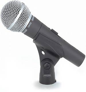 מיקרופון  SHURE SM 58